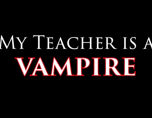 My Teacher is a Vampire