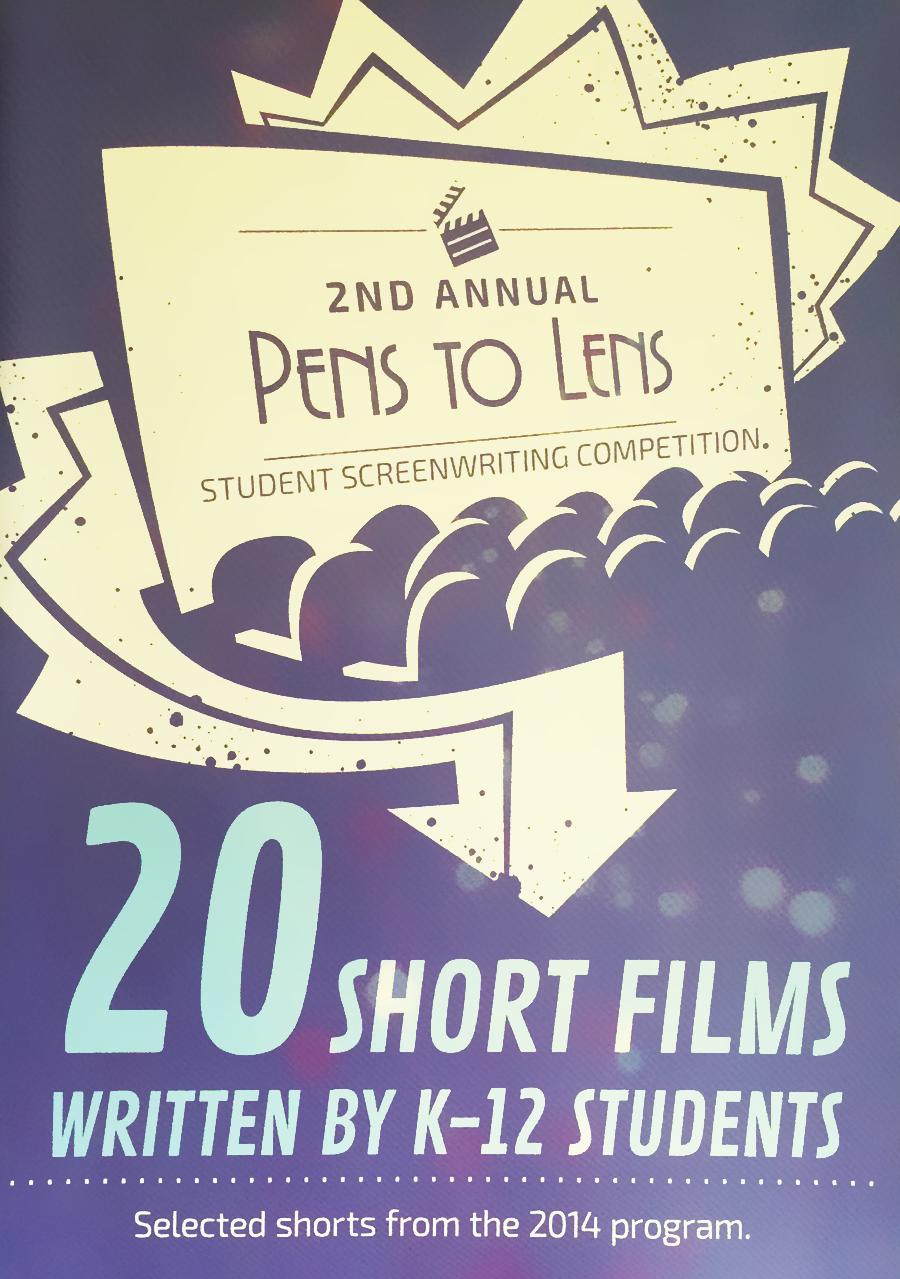 Pens to Lens 2014 DVD