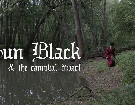 Sun Black and the Cannibal Dwarf