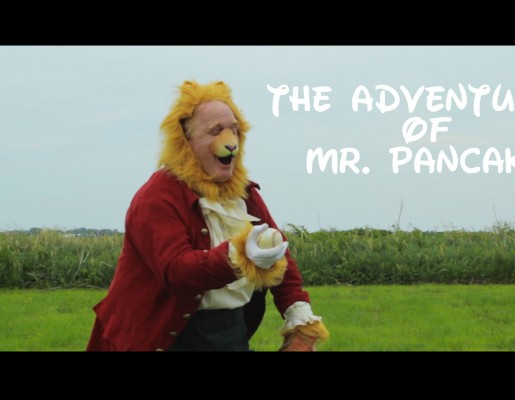 The Adventures of Mr. Pancake