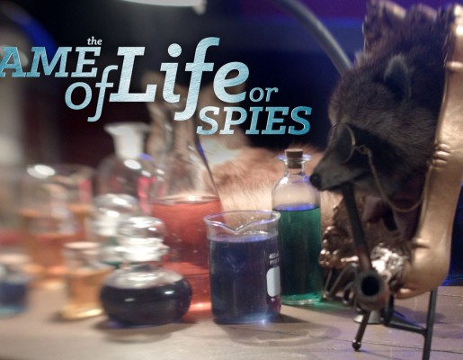 The Game of Life or Spies