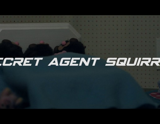 Secret Agent Squirrel